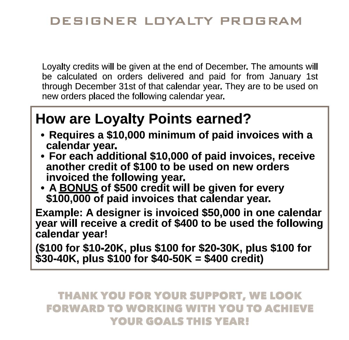 designerloyaltyprogram