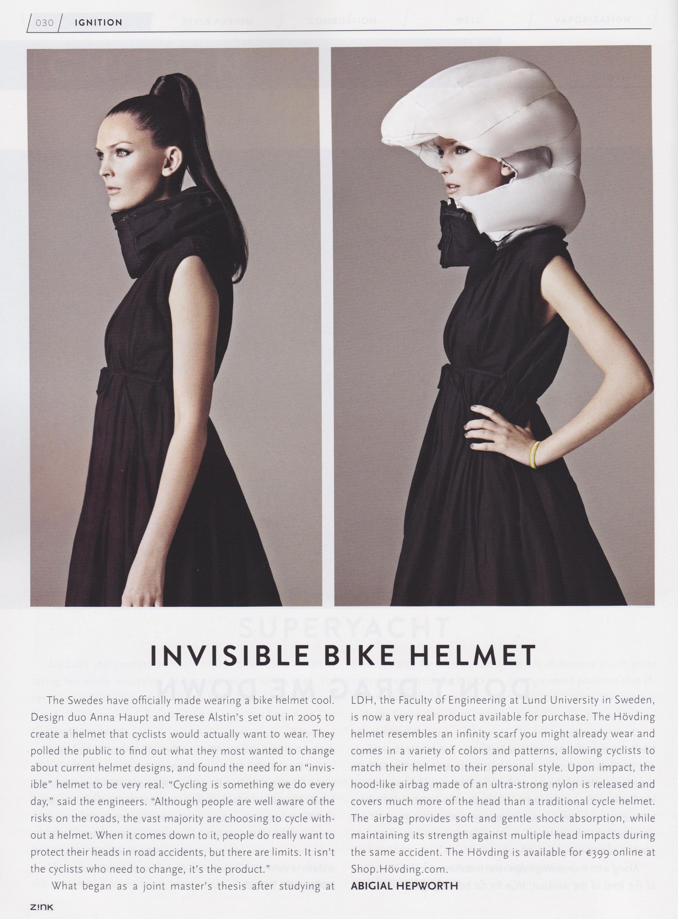 ZINK Magazine Spring 2014 issue
