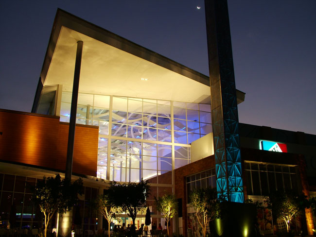 Multiplaza Mall, Panama City (image taken from TedBakerBlog.com)