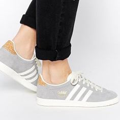 adidas gazelle in gray and gold.jpg