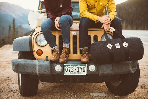 Get supplies for your road trip adventures at REI's super sale this weekend! image via  Pinterest