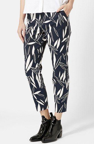 pants topshop leaf print.jpg