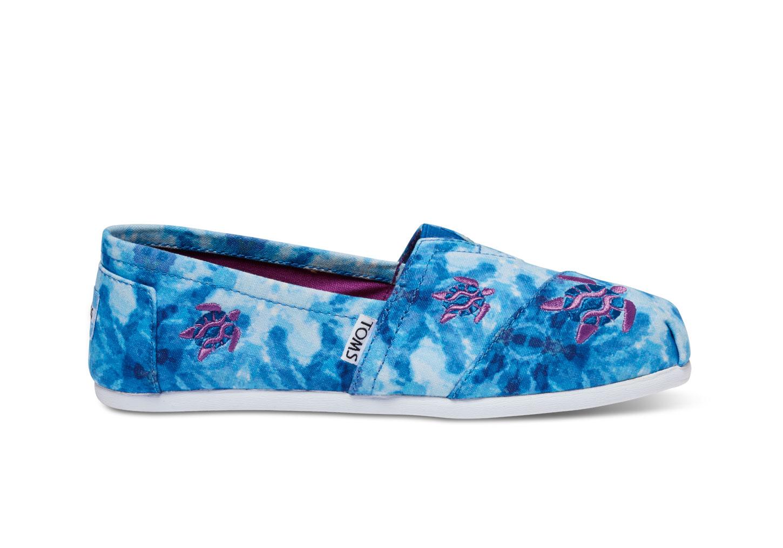 Ocean Watercolor Turtle Classics $59