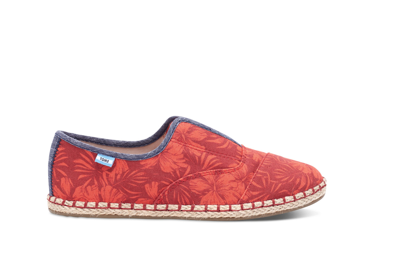 Hibiscus Palerma Slip-ons $59