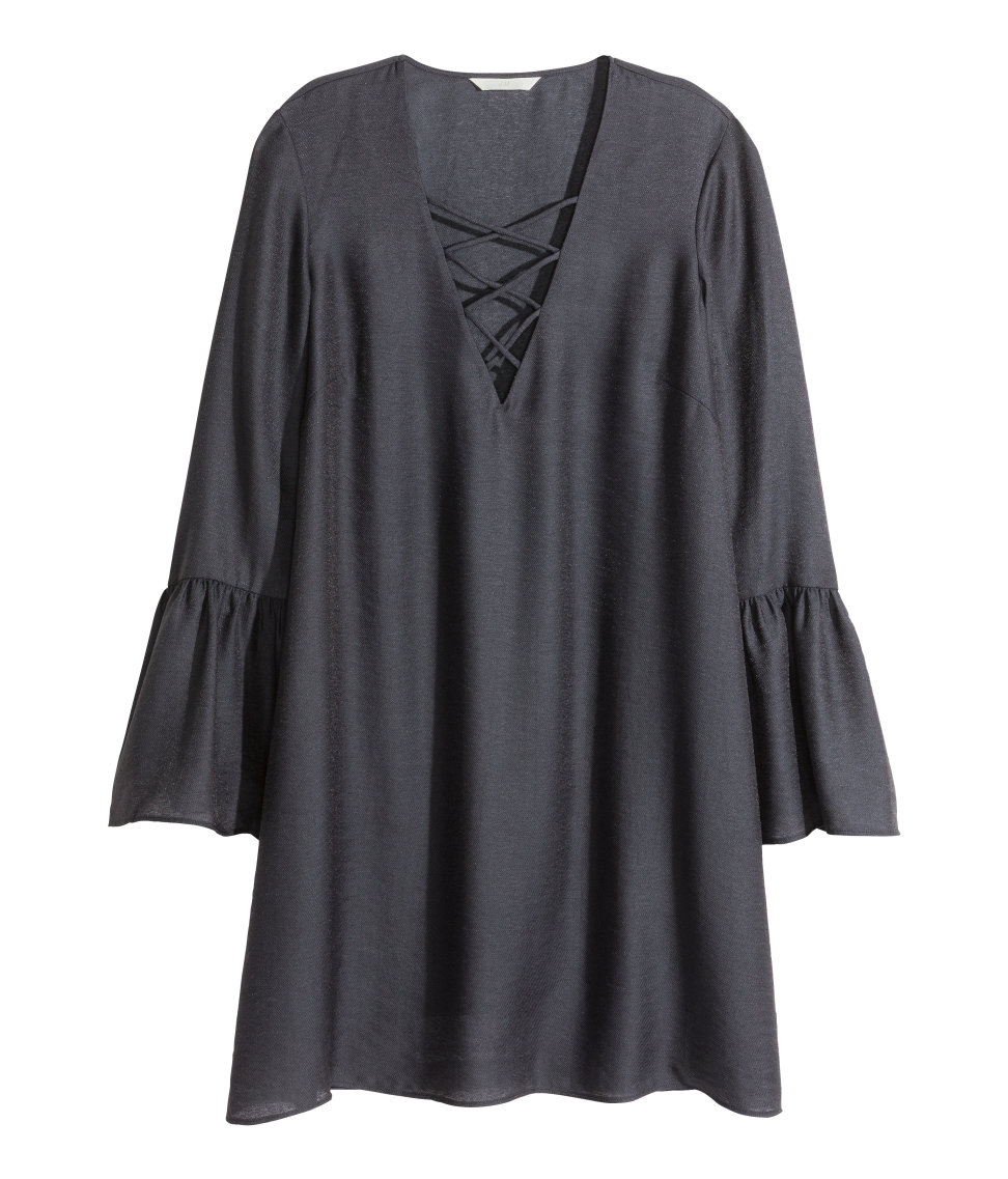 30 Under $30 // Lady Gray // H&M dress