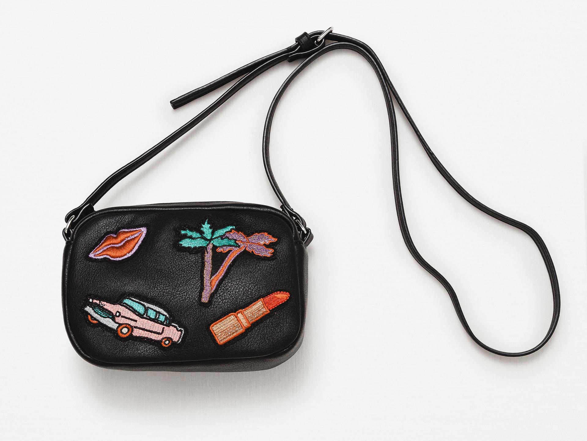 30 Under $30 // Lady Gray // Zara bag