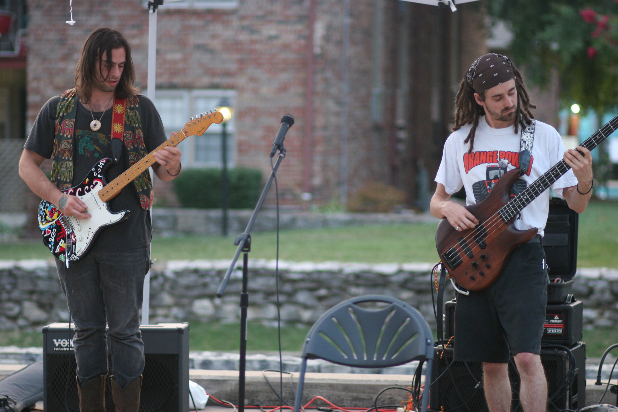 Shawn Ghahary & Paul Dodds