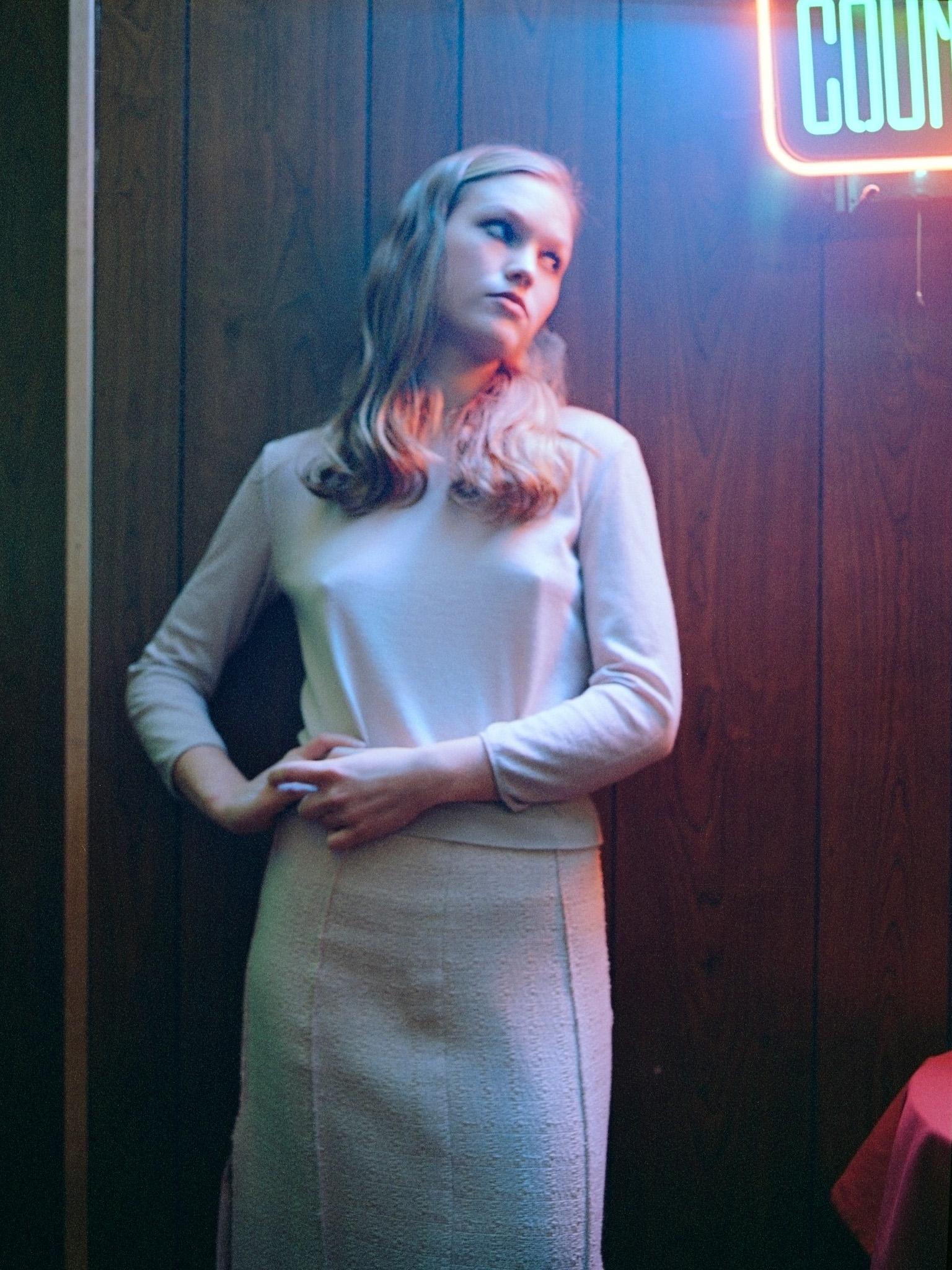 Julia Styles photographed by Patrik Andersson in Van Nuys