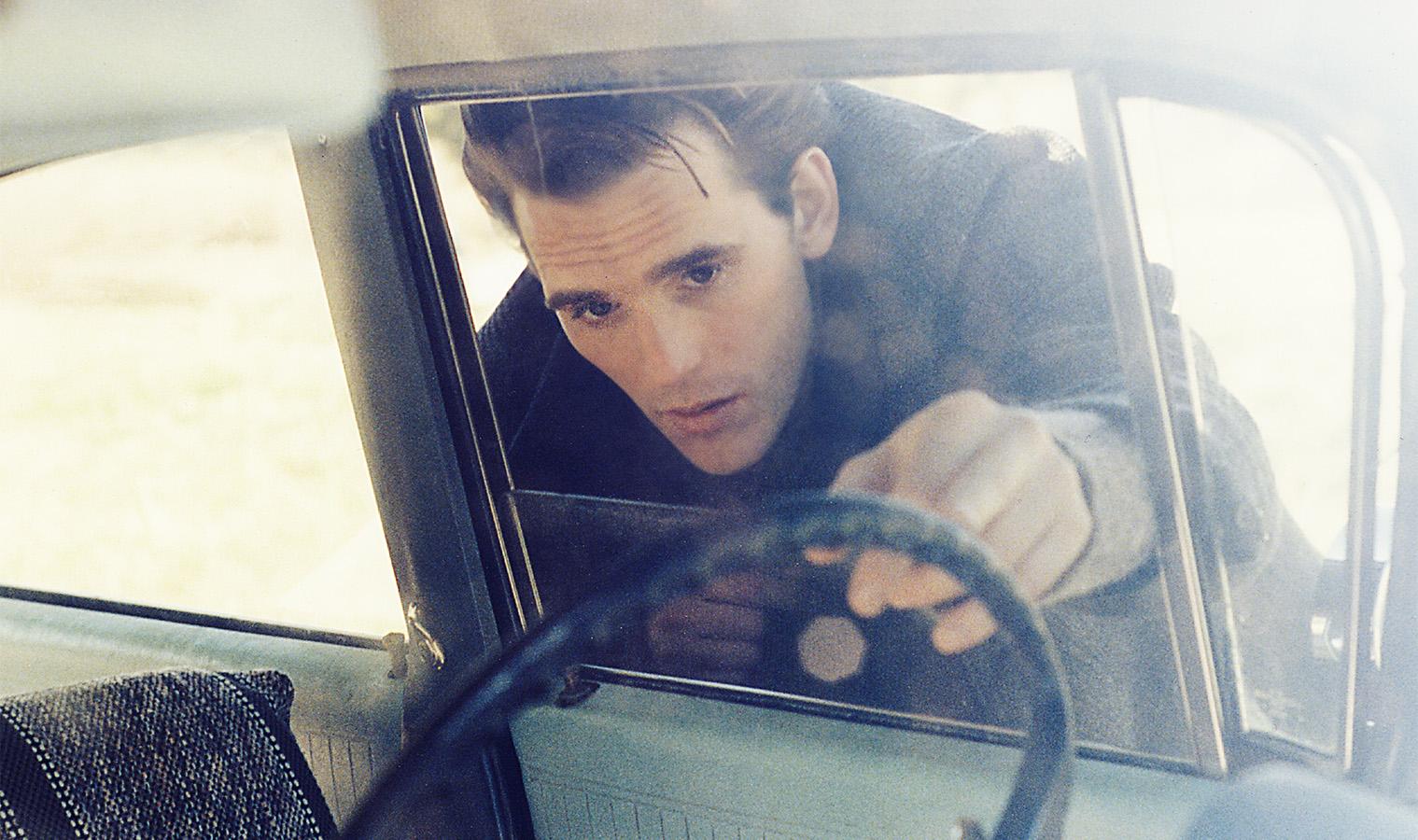 Matt Dillon in Montana by Patrik Andersson