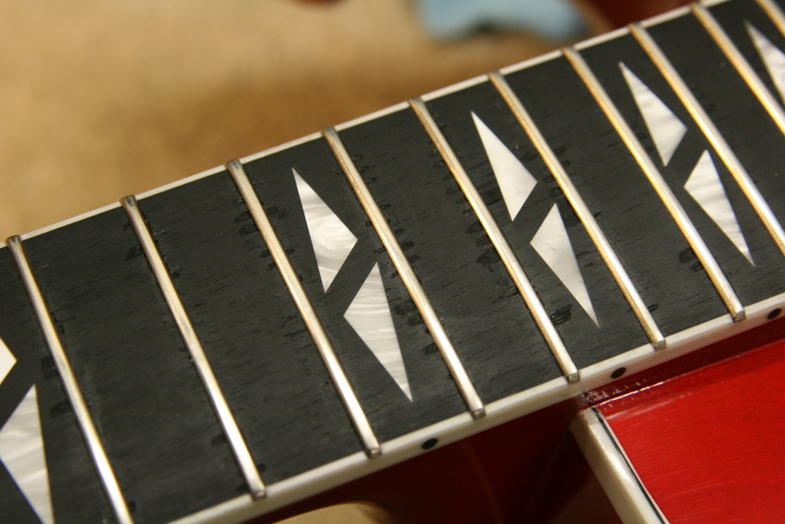 Fingerboard/ Silesia Guitars