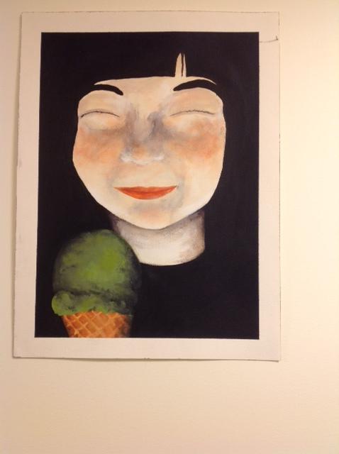 Joy of ice cream!