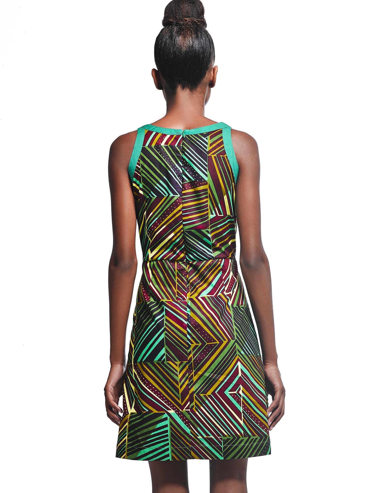 Vestido Mazungue