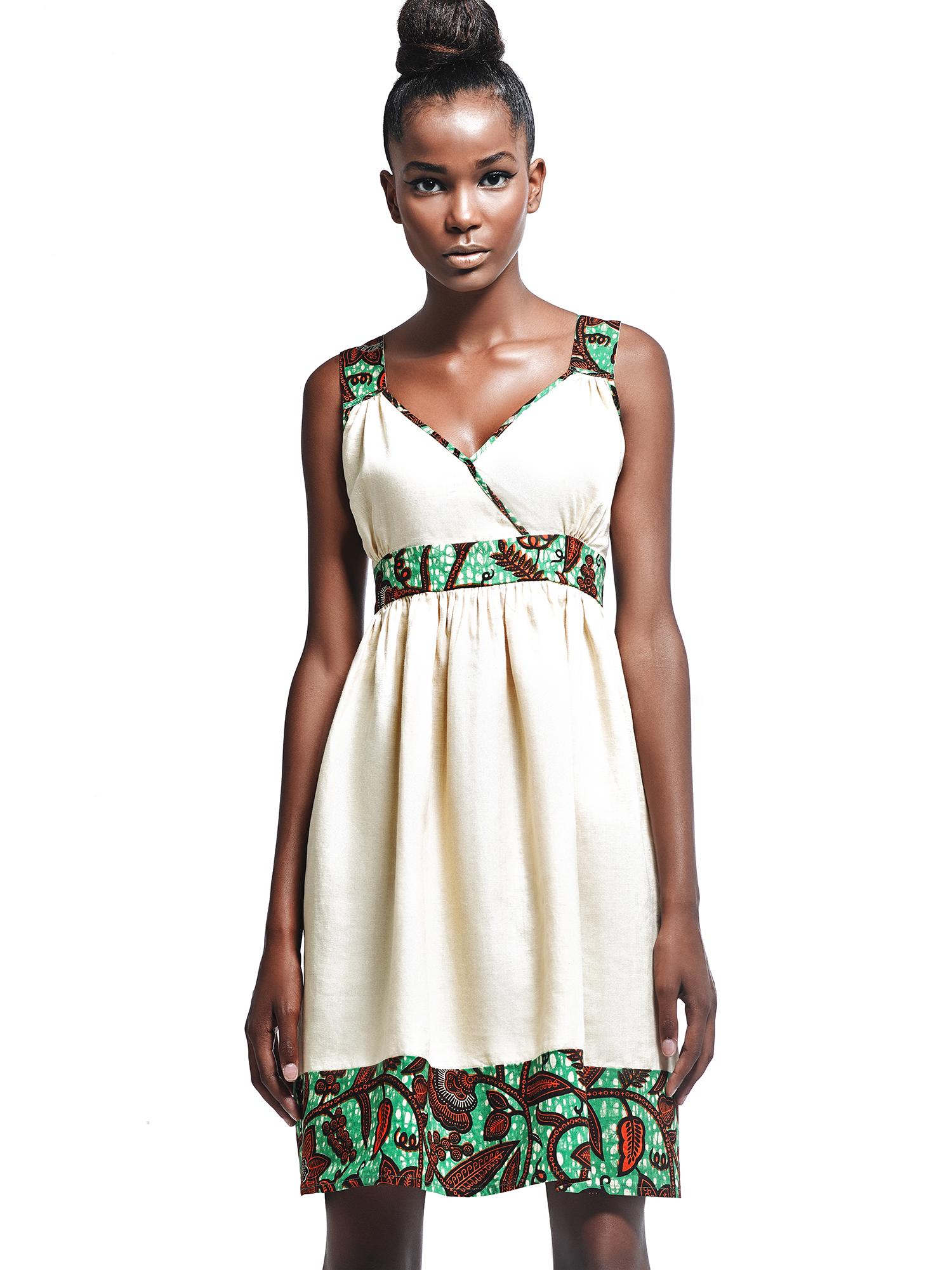 Vestido Kwanza