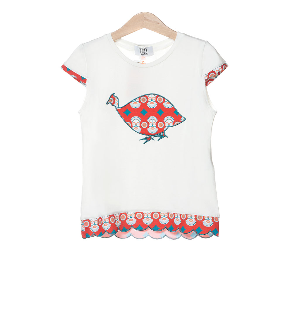 T-shirt Máscaras Menina SALDO