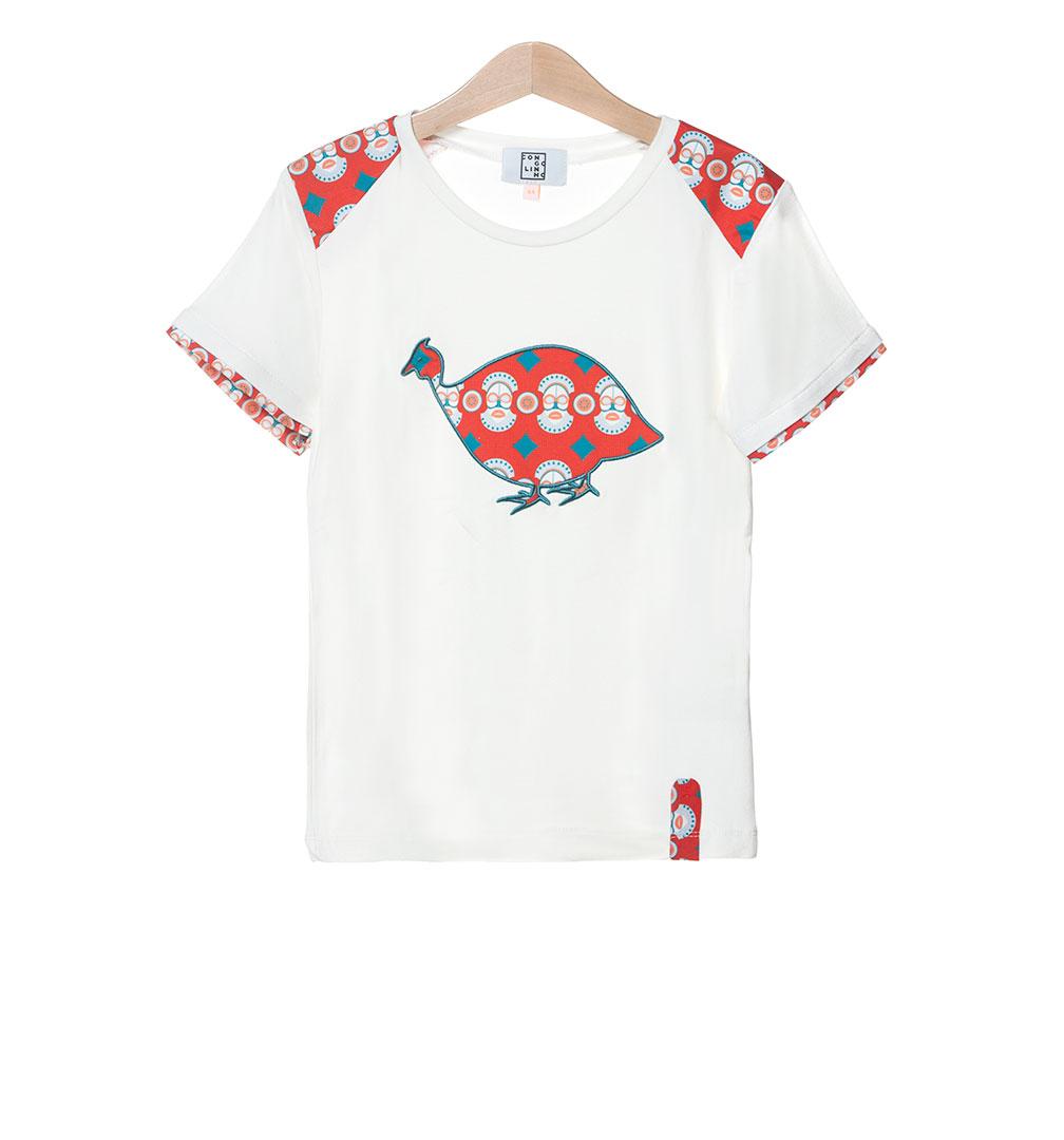 T-shirt Máscaras Menino SALDO