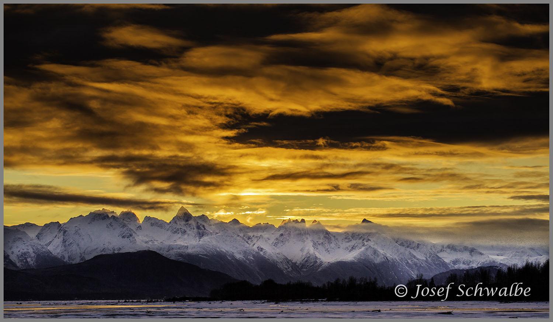 Chilkat Sunrise