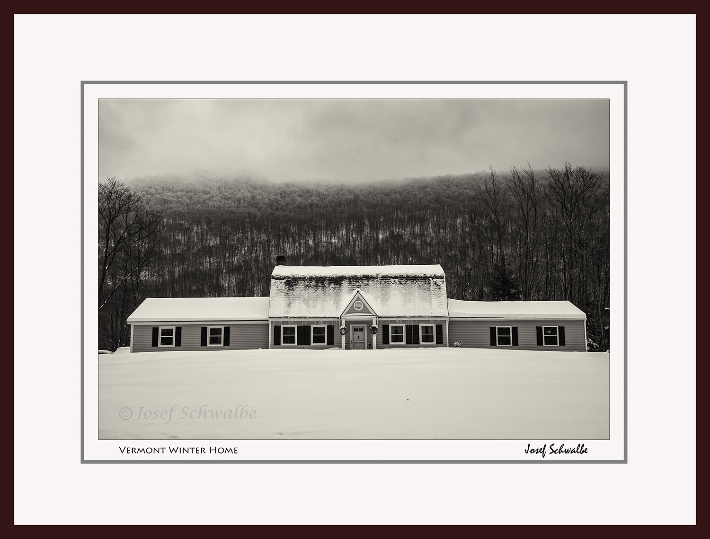 Vermont Winter Home