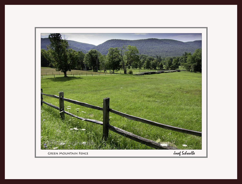 Green Mountain Fence