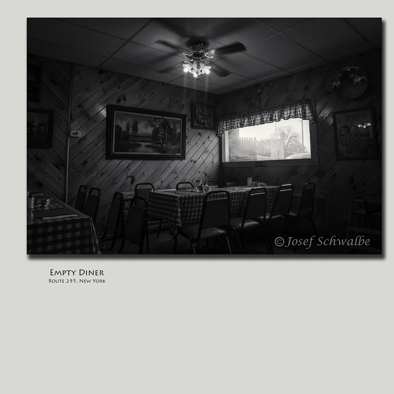 Empty Diner