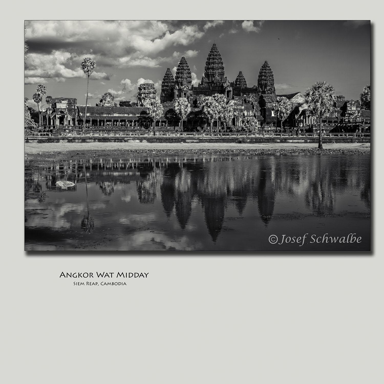 Angkor Wat Midday