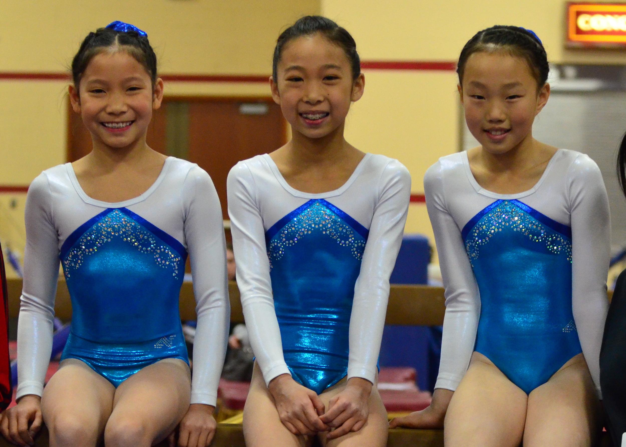 Jessica, Jadyn and Lauren