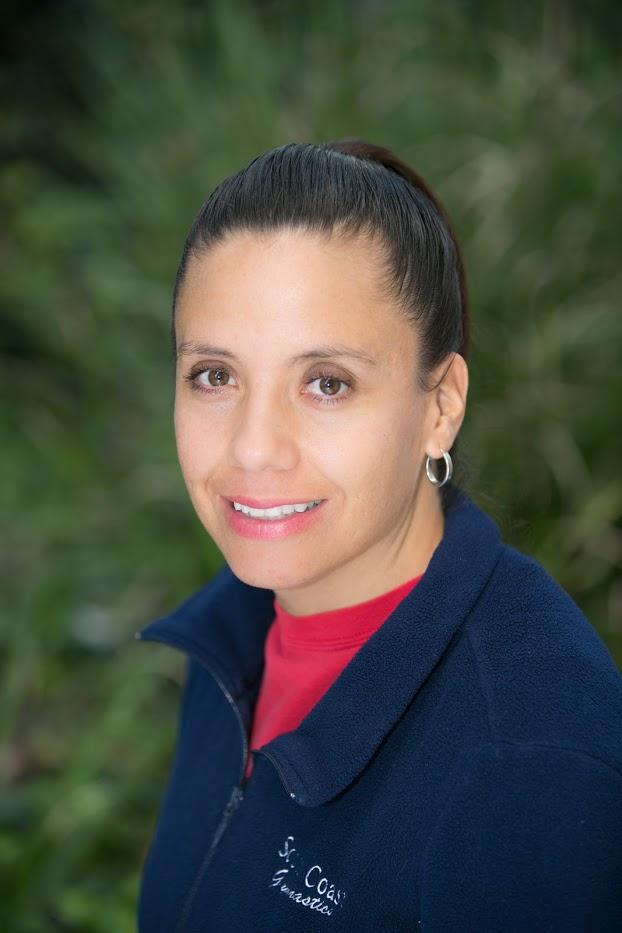 Pamela Armel (Girls Hotshot and Compulsory Team Coach)
