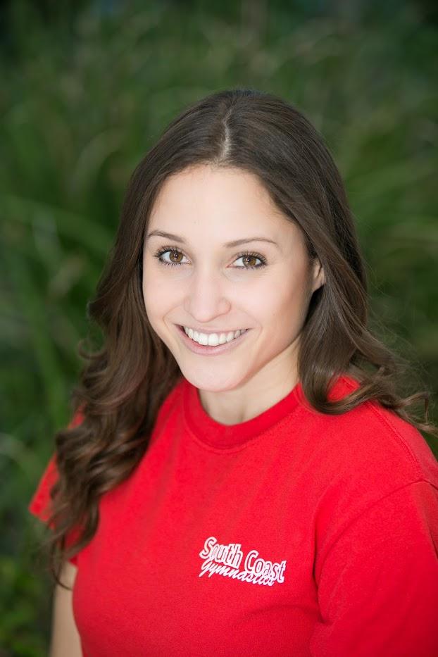 Amanda Feltenberg (Girls Compulsory Coach)