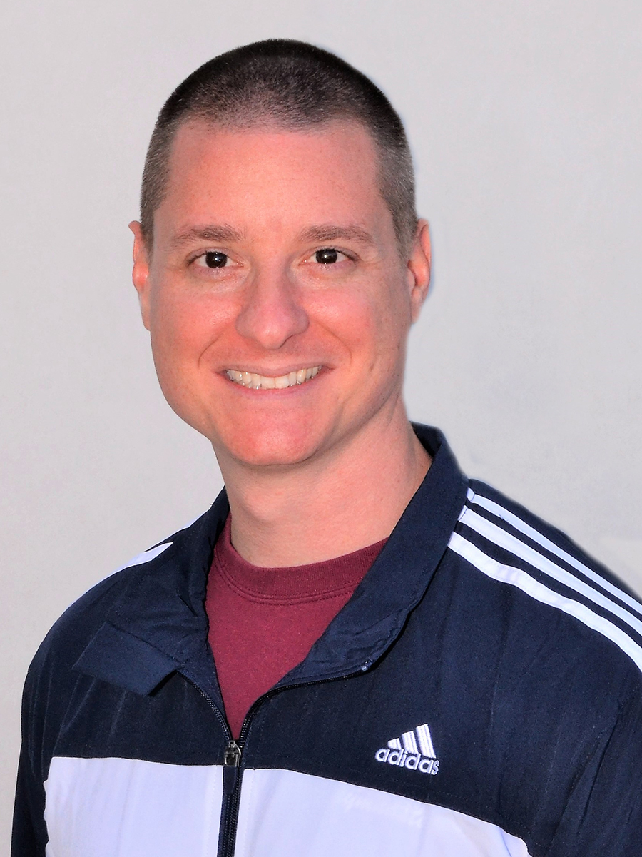 Jason Desrosiers  (Boys Compulsory & Optional Team Coach)