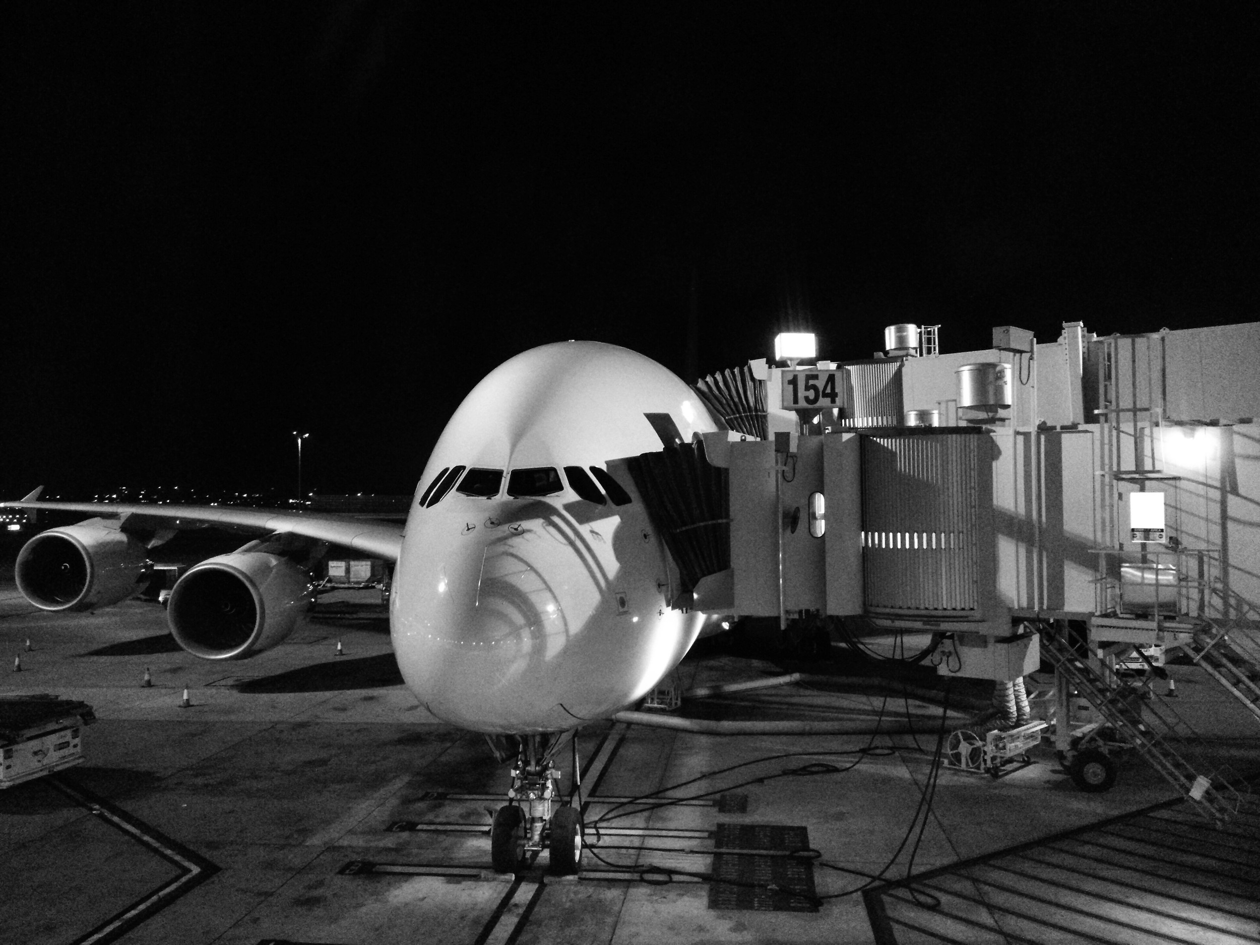 Airbus A380 - My ride from LAX to SYD, my first time on this big beauty