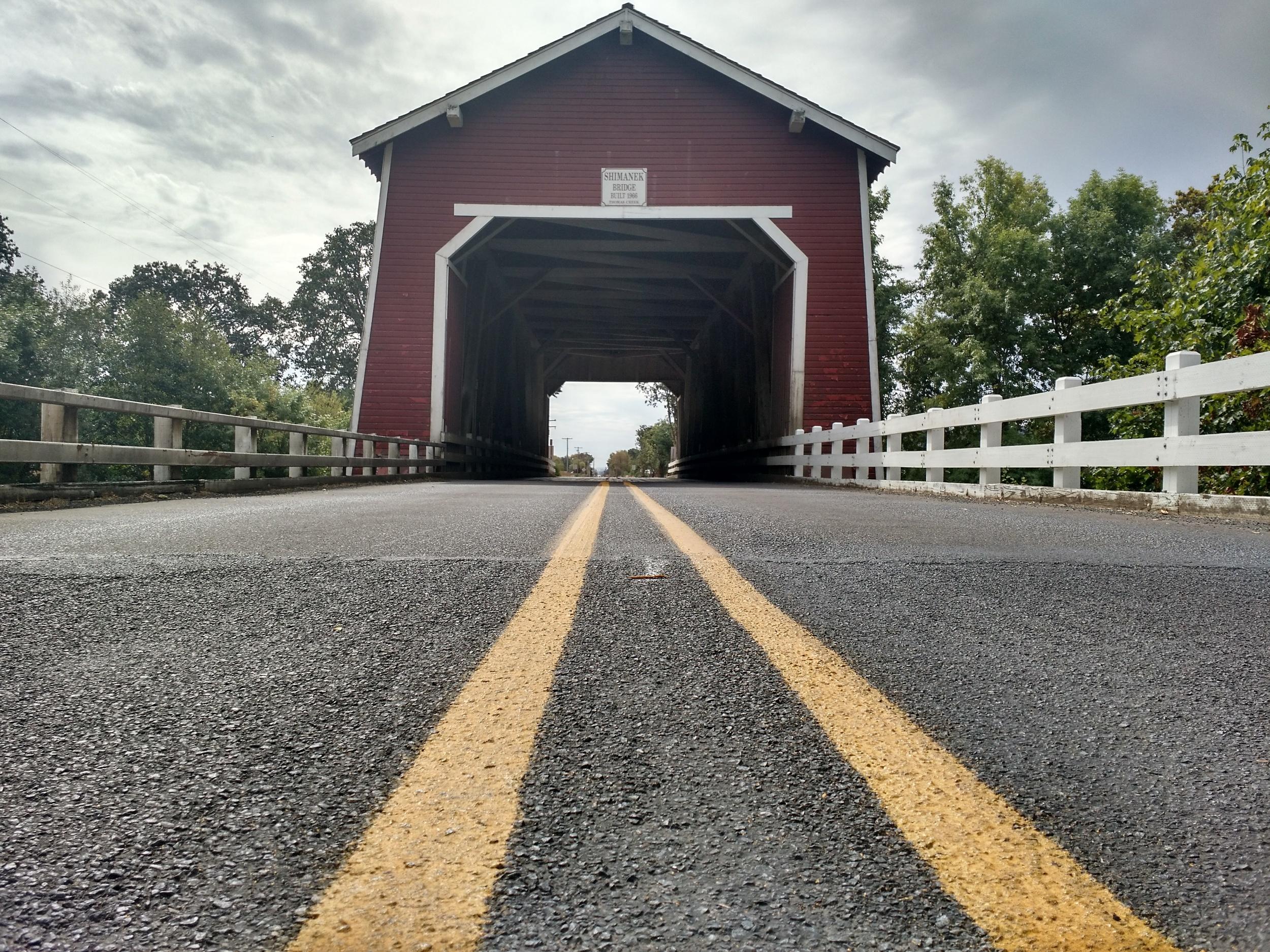 Touring Covered Bridges of Oregon