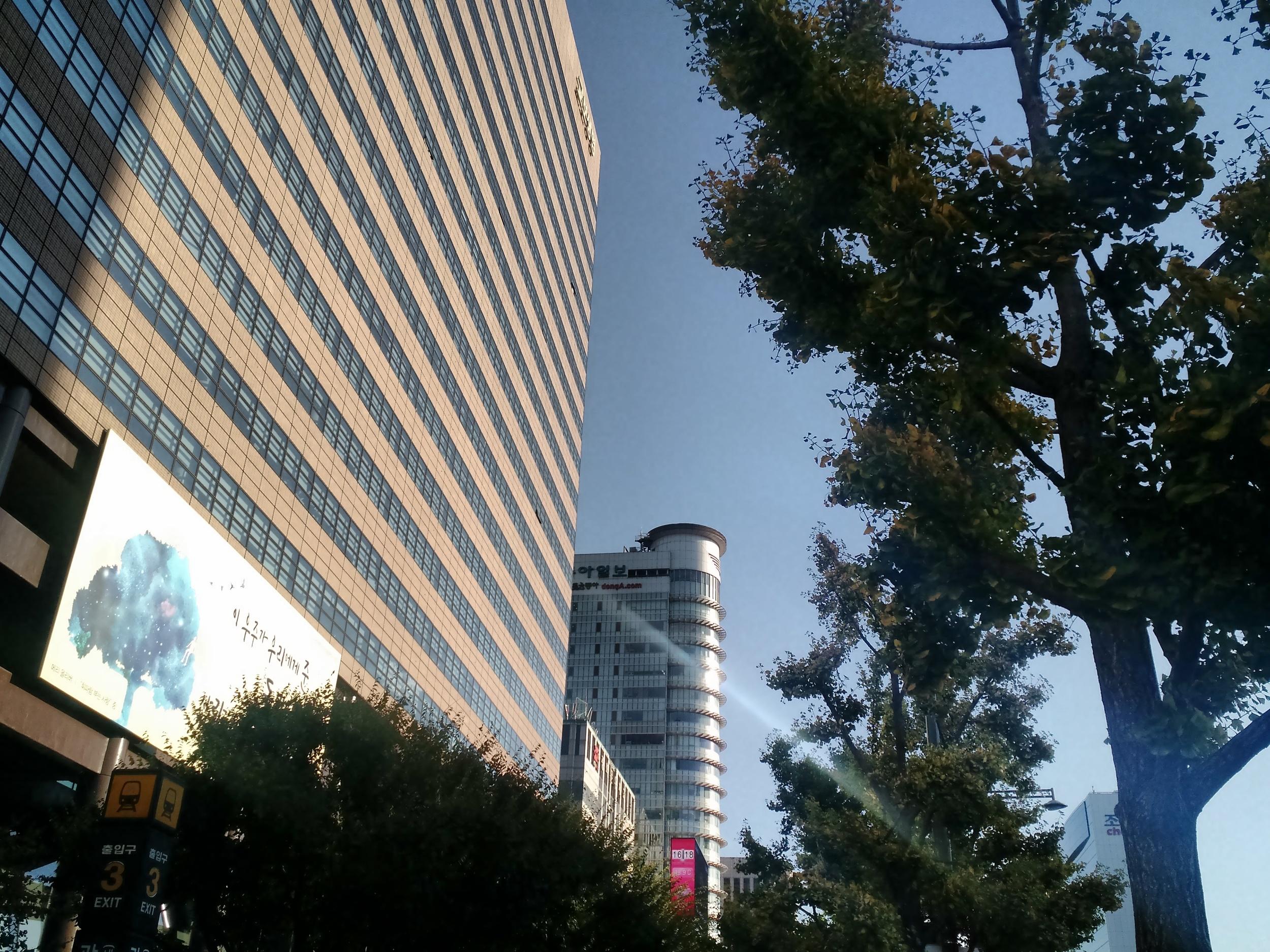 Building of Seoul