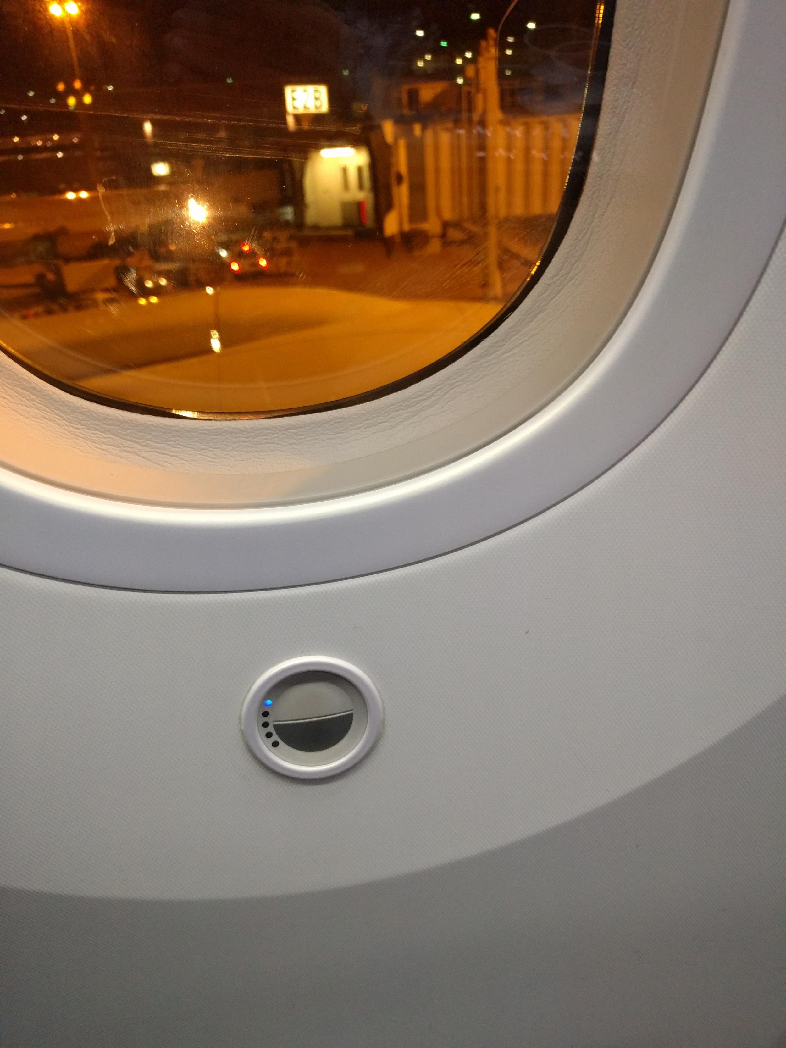 787 Window Shade Controls
