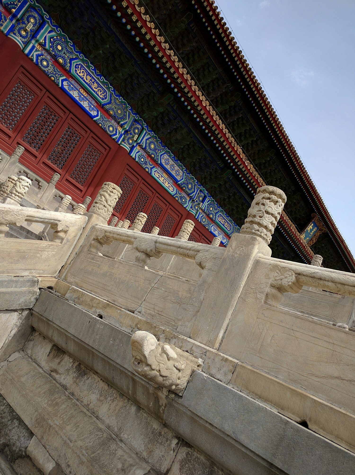 Amazing Chinese Stonework