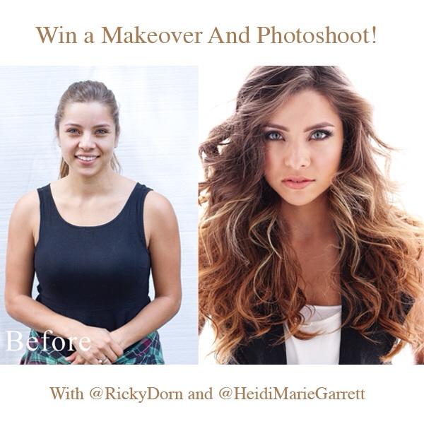 Ricky Dorn Portrait contest
