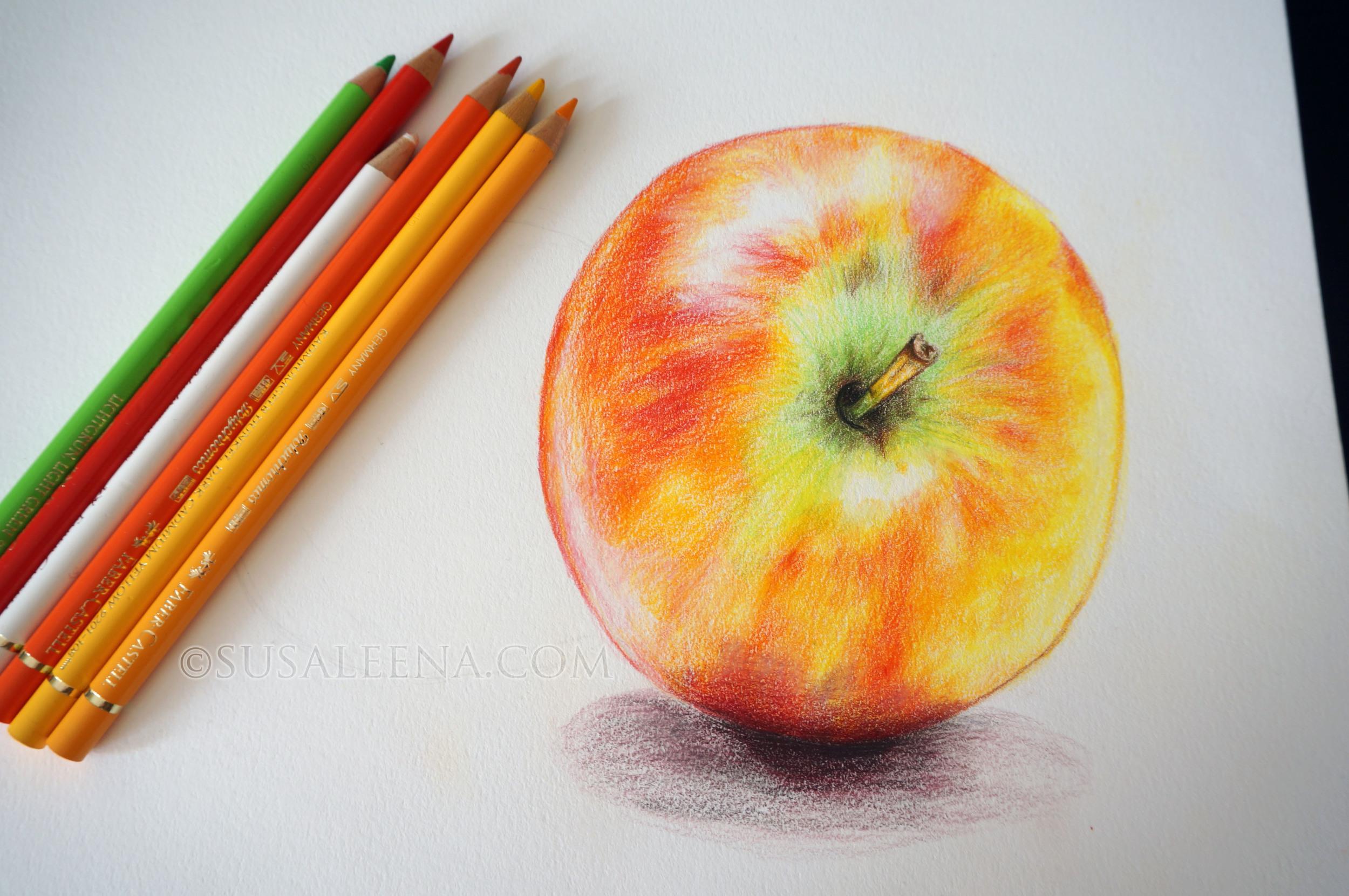 Yummy apple!