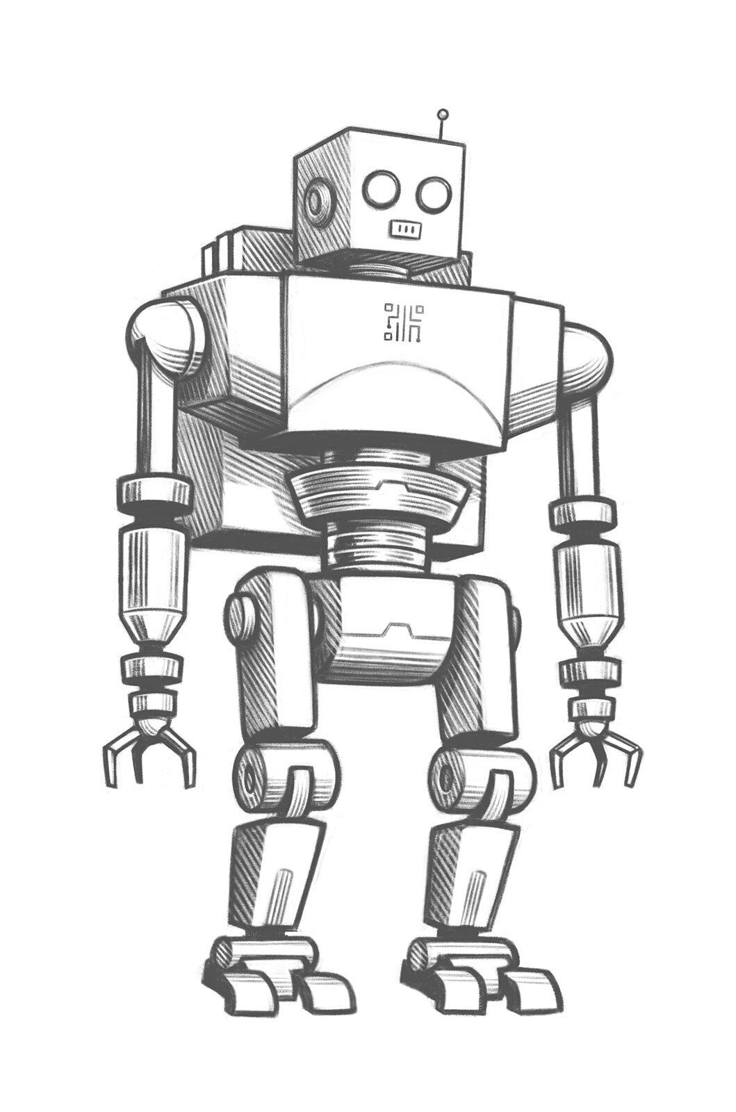 Ceeron_902 character drawing