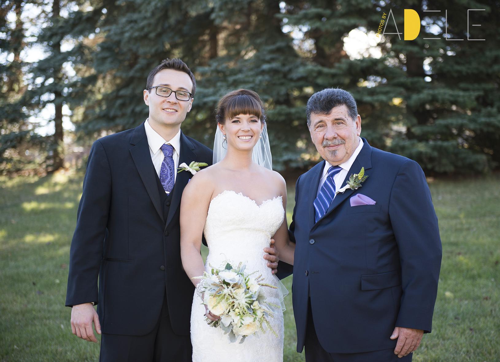 Calgary Wedding Photographer, Photos By Adele's Take On Family P