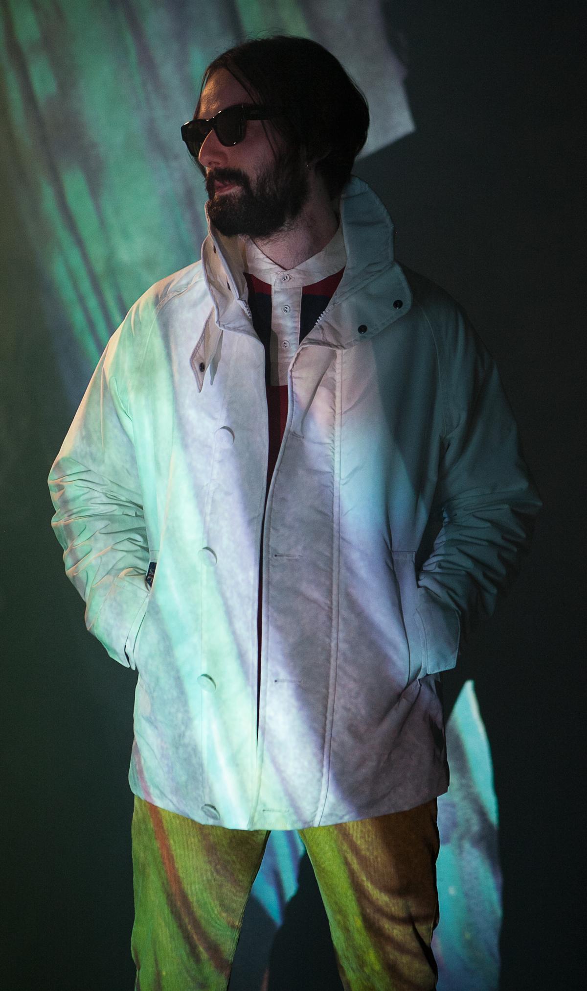Wock n Woll Woz wears... Henri Lloyd / YMC