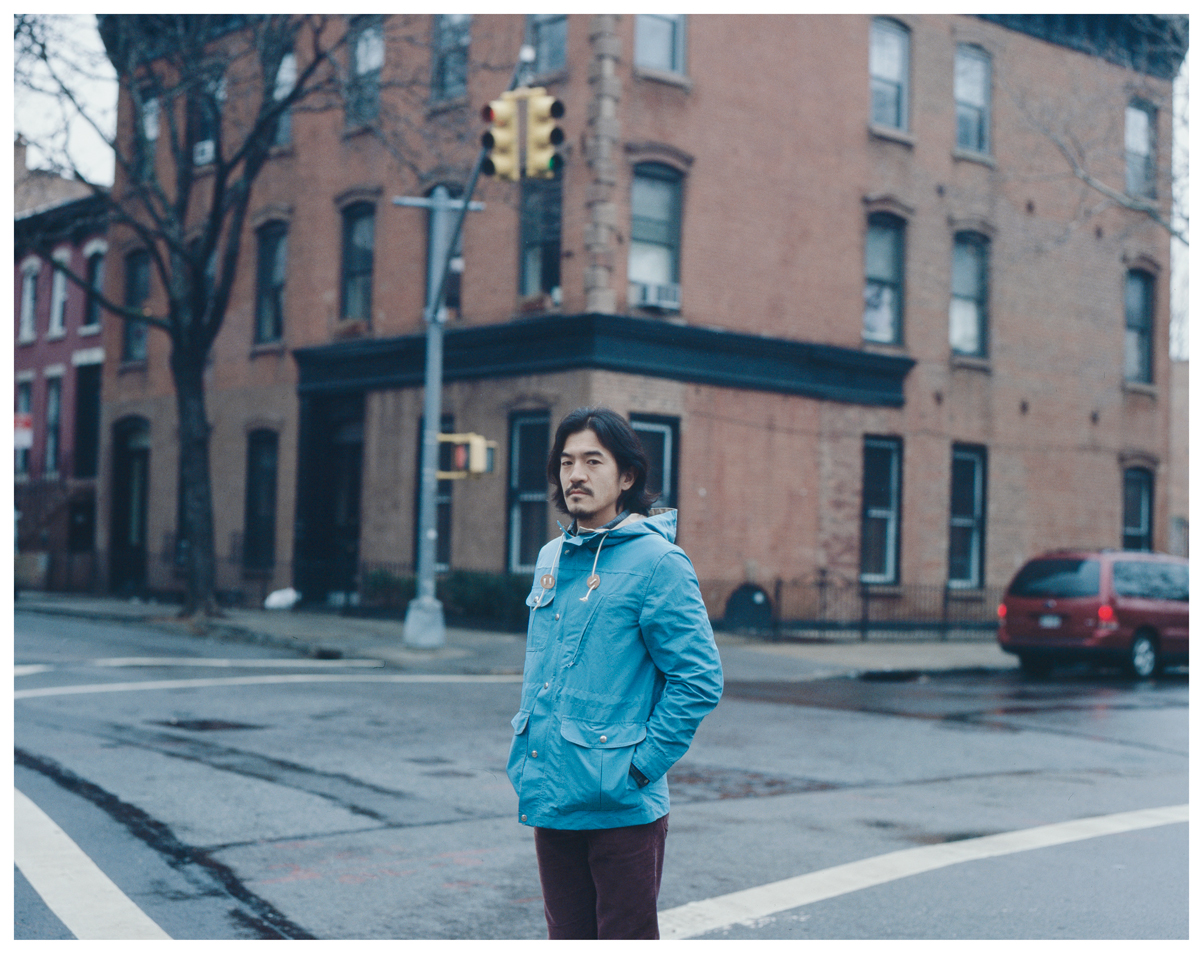 Shinya Hasegawa in Brooklyn, New York