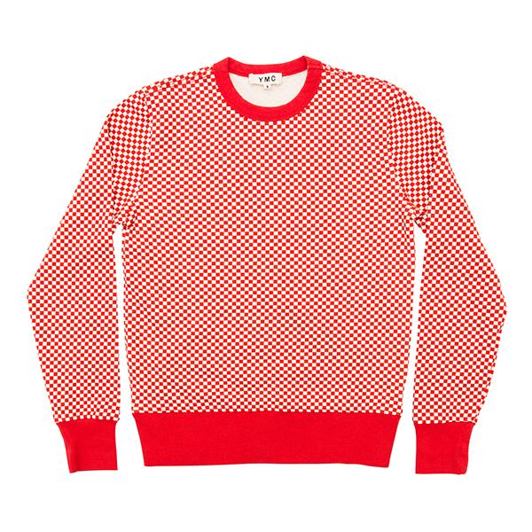 Y.M.C.   Checkerboard Sweat  £80