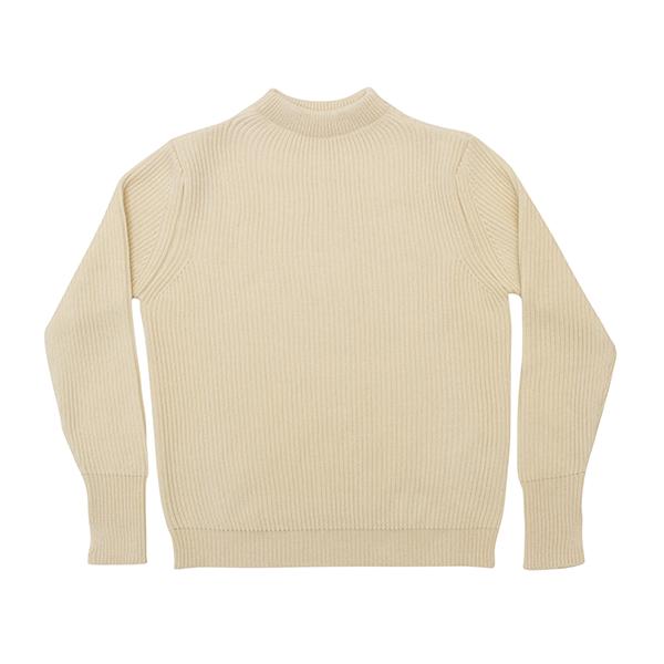 Andersen - Andersen   Crew Neck Sailor Sweater  £219