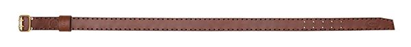 Voss   Regency Brass Buckle Belt  £70
