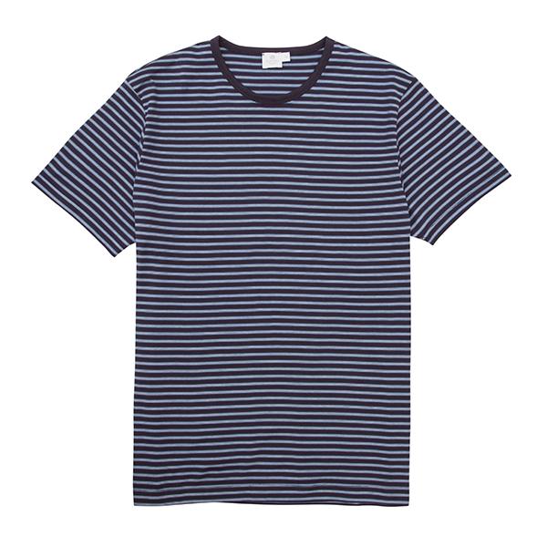 Sunspel  Stripe Crew Neck T-Shirt £50