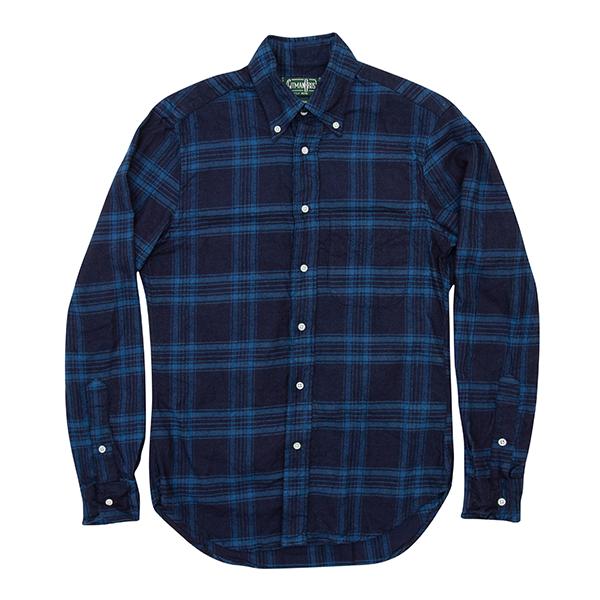 Gitman Vintage   Button Down Shirt  £165
