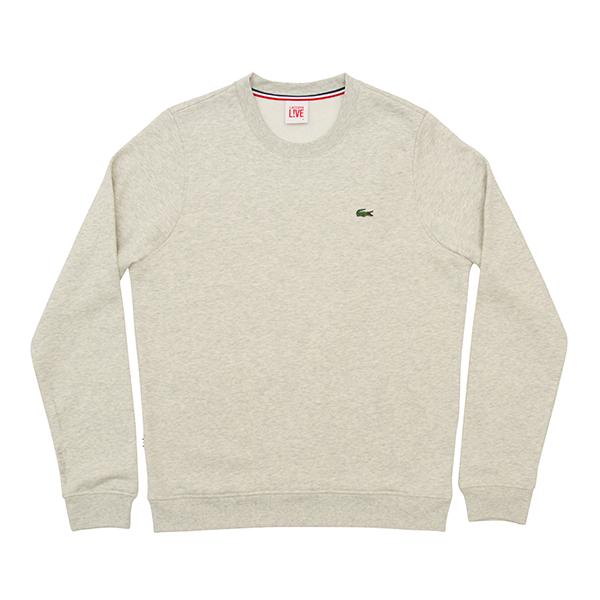 Lacoste L!VE   Round Neck Sweatshirt  £70