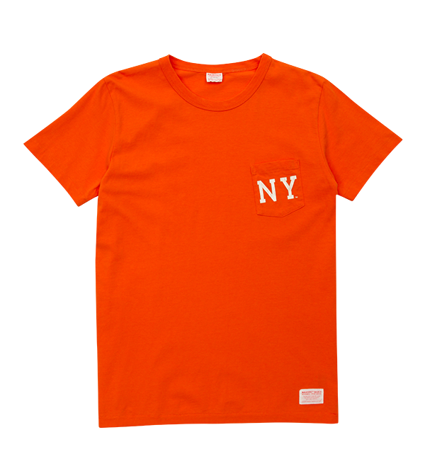Majestic Select NY Pocket Crew Tee £45