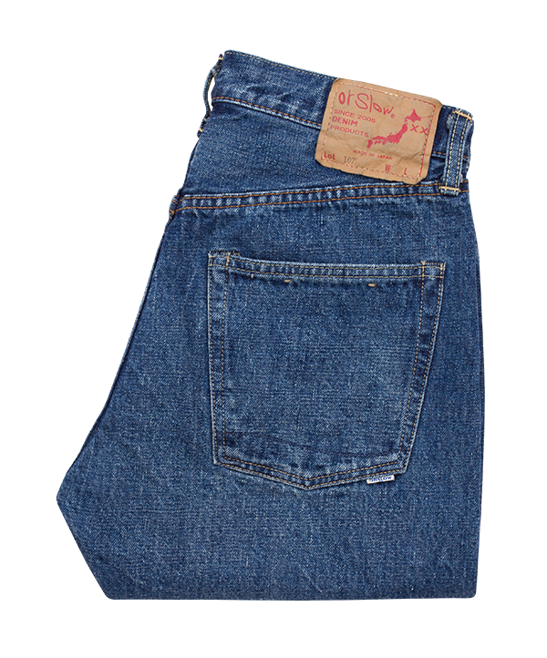 OrSlow 107 Ivy Fit Denim £230