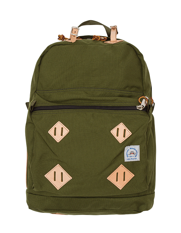 Epperson Mountaineering Leather Patch Day Pack £170