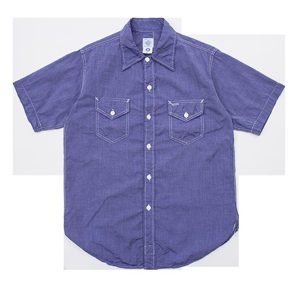 Post O'alls New Light Short Sleeve Shirt £175