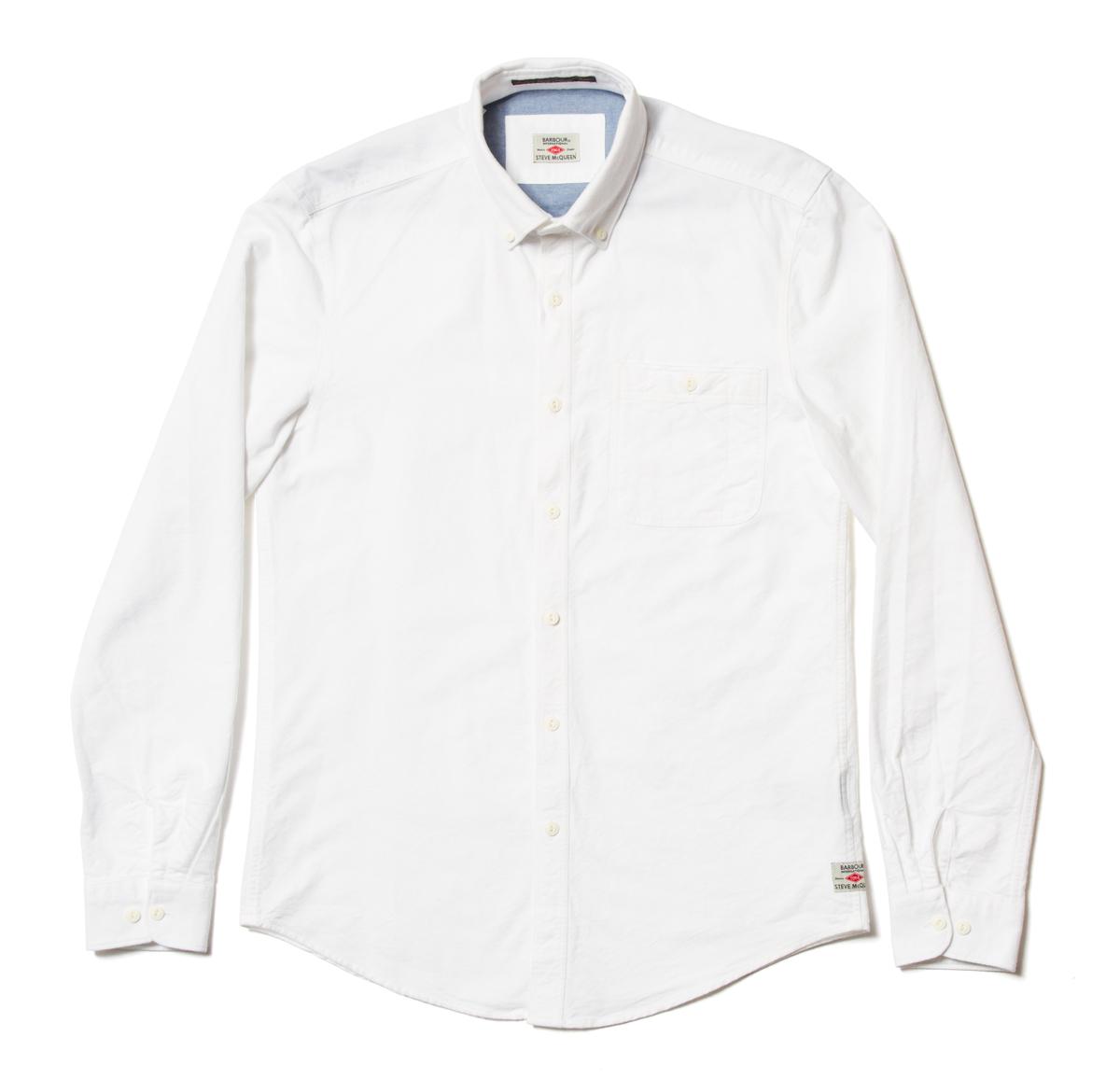 Barbour Steve McQueen Clay Shirt £85